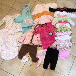 Newborn to 3 months Bundle